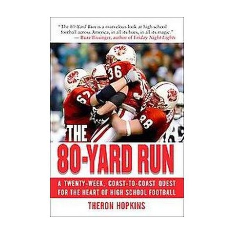 The 80-Yard Run (Hardcover)