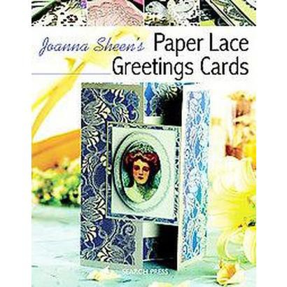 Joanna Sheen's Paper Lace Greeting Cards (Paperback)