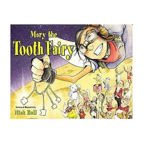 Mary the Tooth Fairy (Hardcover)