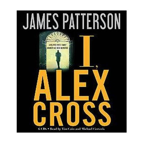 I, Alex Cross (Unabridged) (Compact Disc)