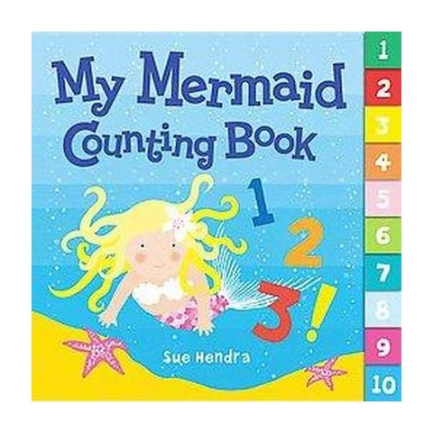 My Mermaid Counting Book (Board)