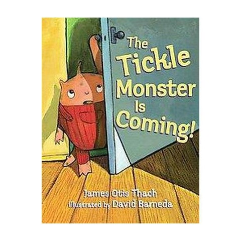 The Tickle Monster is Coming! (Hardcover)