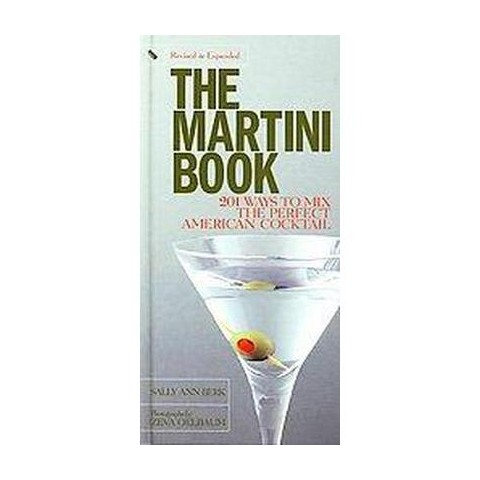 The Martini Book (Hardcover)