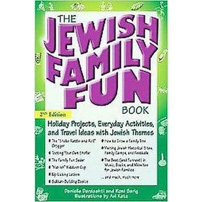 The Jewish Family Fun Book (Paperback)