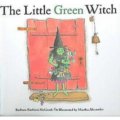 The Little Green Witch (Hardcover)