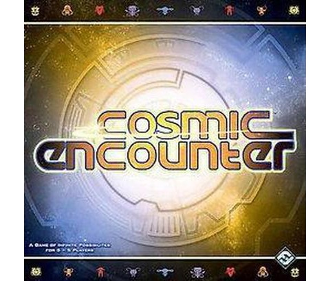 Cosmic encounter card distribution