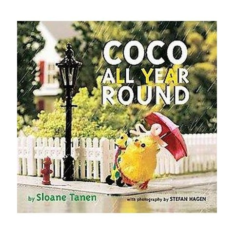 Coco All Year Round (Hardcover)