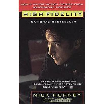 High Fidelity (Media Tie-In) (Paperback)