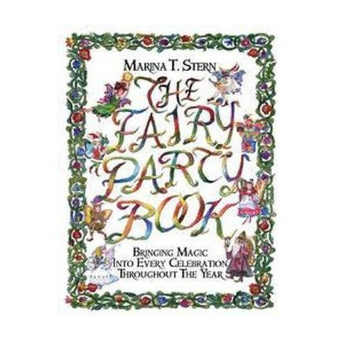 The Fairy Party Book (Paperback)