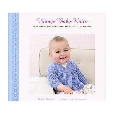 Vintage Baby Knits (Hardcover)