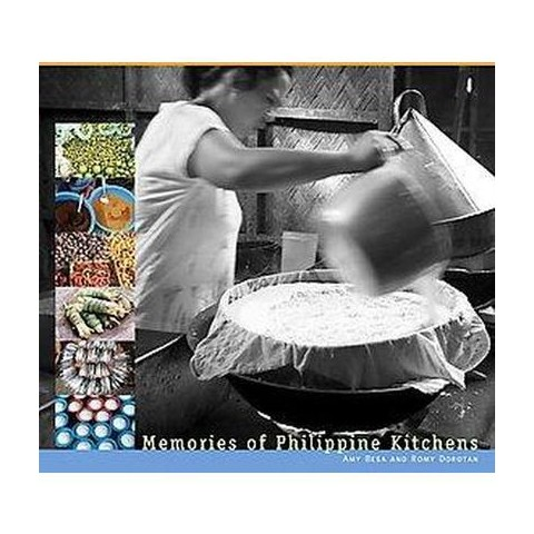 Memories of Philippine Kitchens (Hardcover)