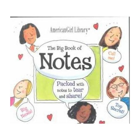 The Big Book of Notes (Paperback)