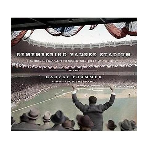 Remembering Yankee Stadium (Hardcover)