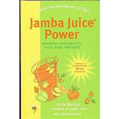Jamba Juice Power (Hardcover)