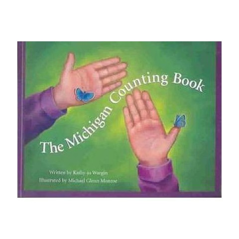 The Michigan Counting Book (Paperback)