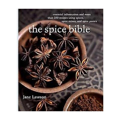 The Spice Bible (Paperback)