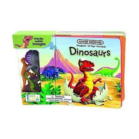 Dinosaurs (Reprint) (Mixed media product)