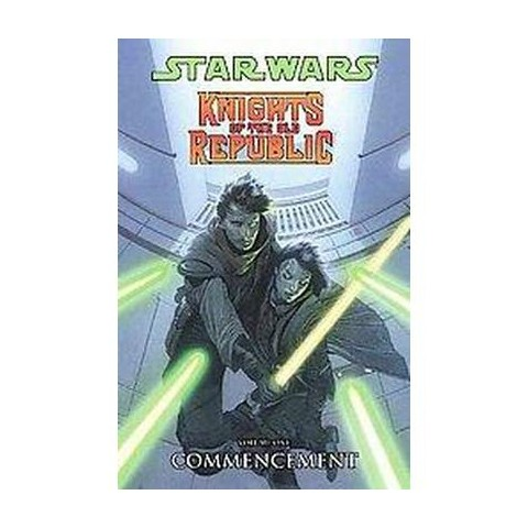 Star Wars Knights of the Old Republic 1 (Paperback)