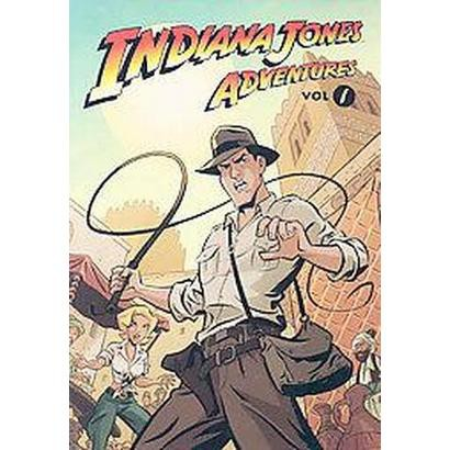 Indiana Jones Adventures 1 (Paperback)