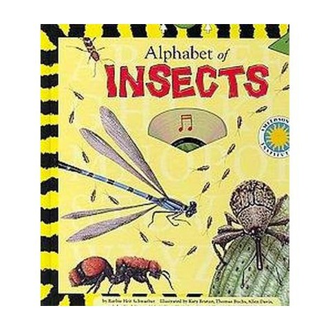 Alphabet of Insects (Mixed media product)