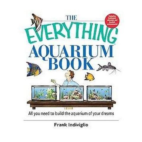 The Everything Aquarium Book (Paperback)
