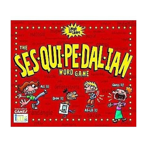 The Ses-Que-Pe-Dal-Ian Word Game