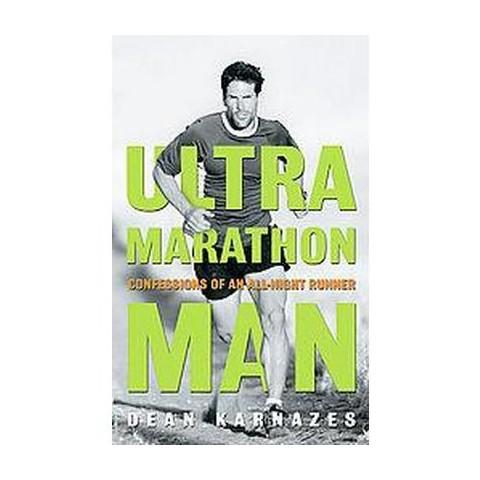 Ultramarathon Man (Hardcover)
