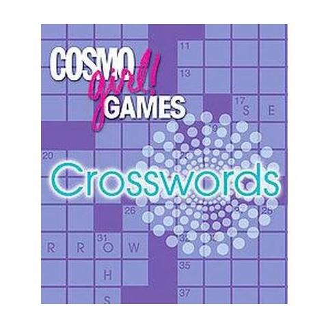 Cosmogirl! Games Crosswords