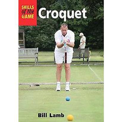 Croquet (Paperback)