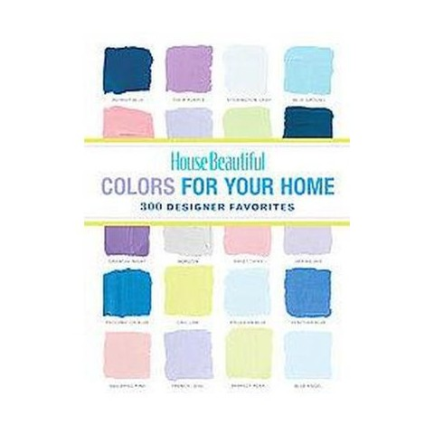 House Beautiful Colors for Your Home (Paperback)