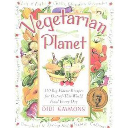 Vegetarian Planet (Paperback)