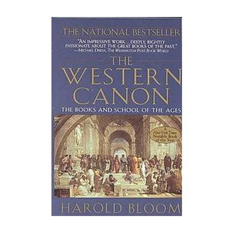 The Western Canon (Paperback)