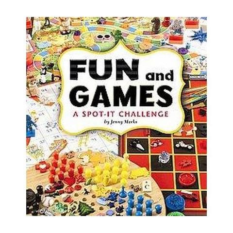 Fun and Games (Hardcover)
