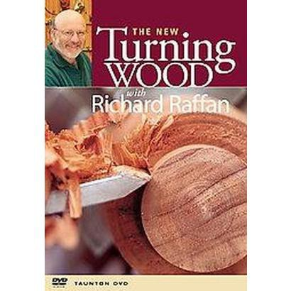 The New Turning Wood with Richard Raffan (DVD)
