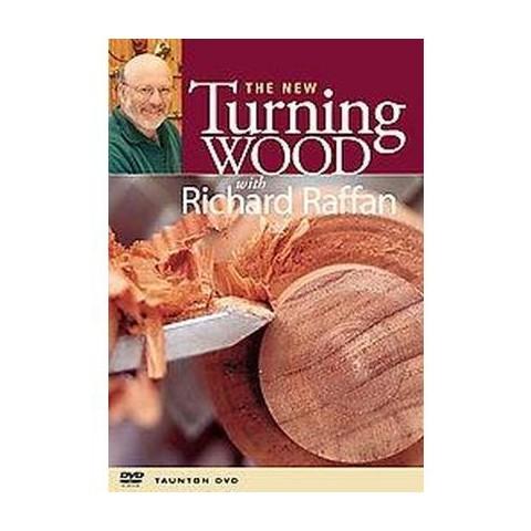 The New Turning Wood with Richard Raffan (DVD)
