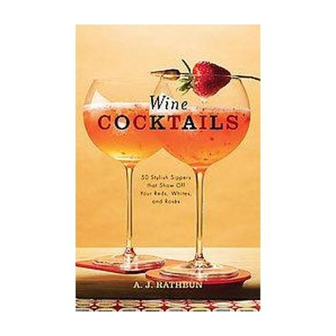 Wine Cocktails (Hardcover)