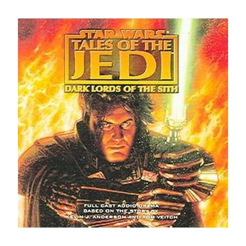 Star Wars: Tales of the Jedi 5 (Compact Disc)