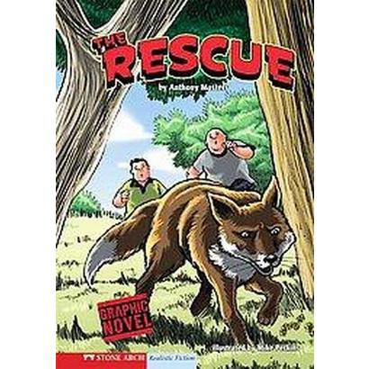 Graphic Trax: the Rescue (Hardcover)