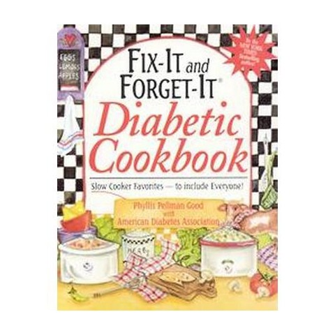 Fix-it And Forget-it Diabetic Cookbook (Paperback)