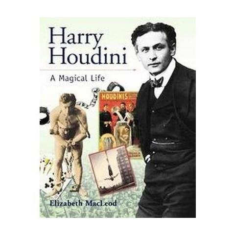 Harry Houdini (Hardcover)