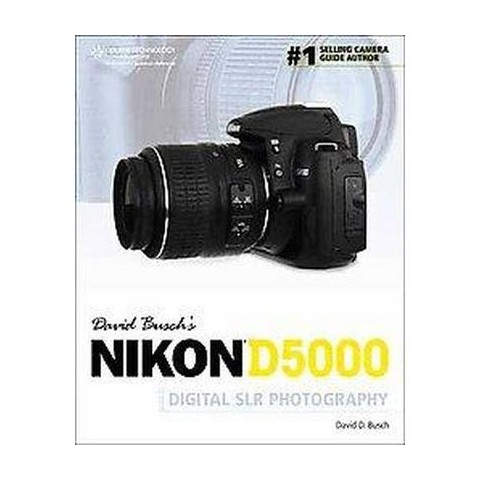 David Busch's Nikon D5000 (Paperback)
