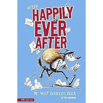 Mr. Wolf Bounces Back (Hardcover)