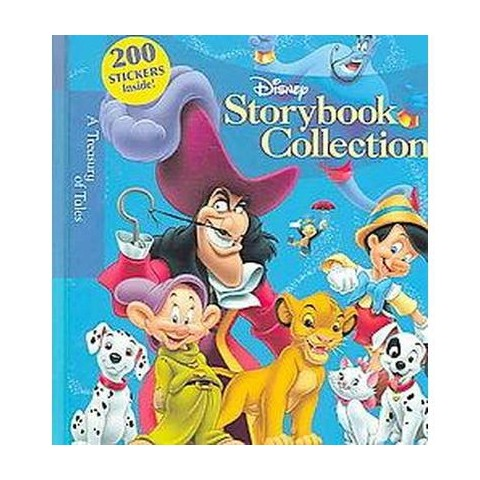 Disney's Storybook Collection (Hardcover)