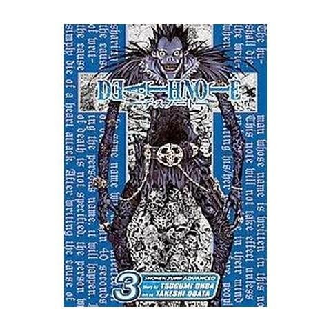 Death Note 3 (Paperback)