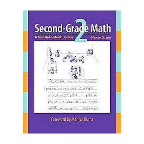 Second-Grade Math (Paperback)