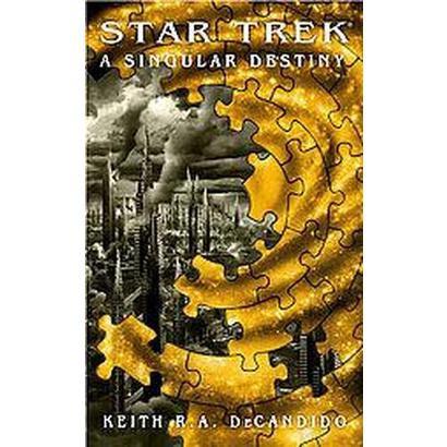 A Singular Destiny (Original) (Paperback)