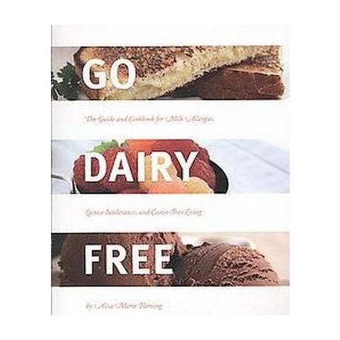 Go Dairy Free (Paperback)