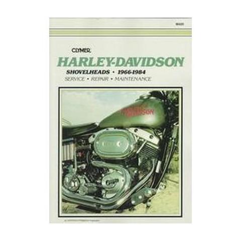 Harley-Davidson Shovelheads, 1966-1984 (Paperback)