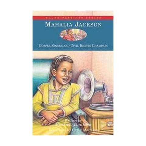 Mahalia Jackson (Revised) (Paperback)