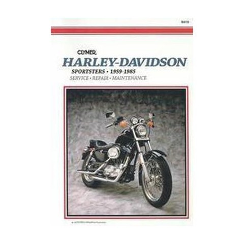 Harley-Davidson Sportsters 1959-1985, Service, Repair, Maintenance (Subsequent) (Paperback)